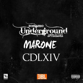 Spitsessie CDLXIV Zonamo Underground cover
