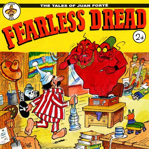 Fearless Dread - N4 / Double Red EP 2019