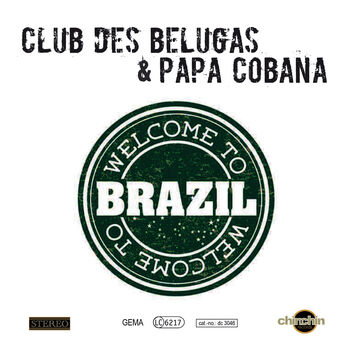 Welcome to Brazil cover