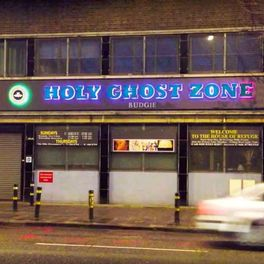 Album cover of Holy Ghost Zone