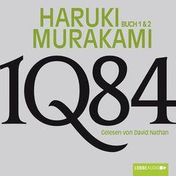1Q84 - Buch 1 & 2 Audiobook