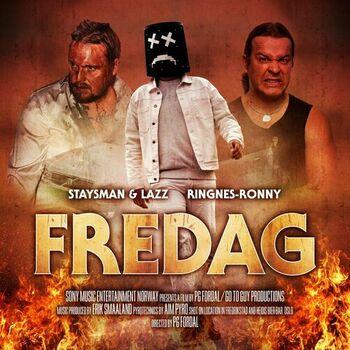 FREDAG cover