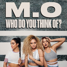 Album cover of Who Do You Think Of?