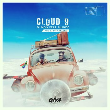 Cloud 9 (feat. Mlindo) cover