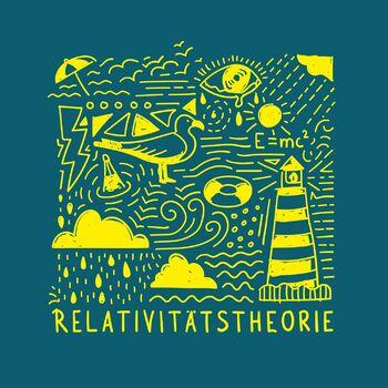 Relativitätstheorie cover