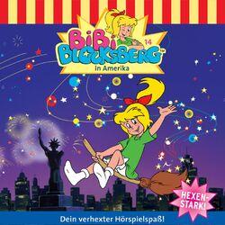 Folge 14 - Bibi Blocksberg in Amerika Audiobook