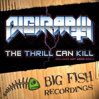 The Thrill Can Kill cover