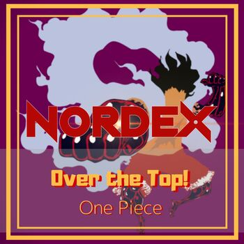 Over the Top! (One Piece) cover