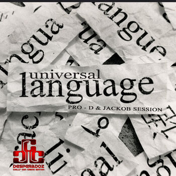Universal Language cover