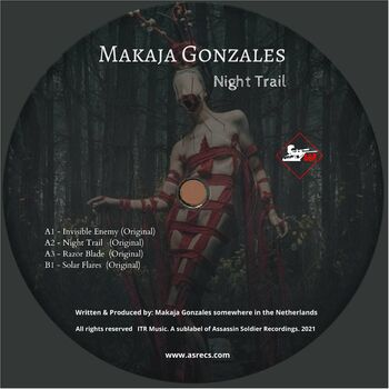 Night Trail cover