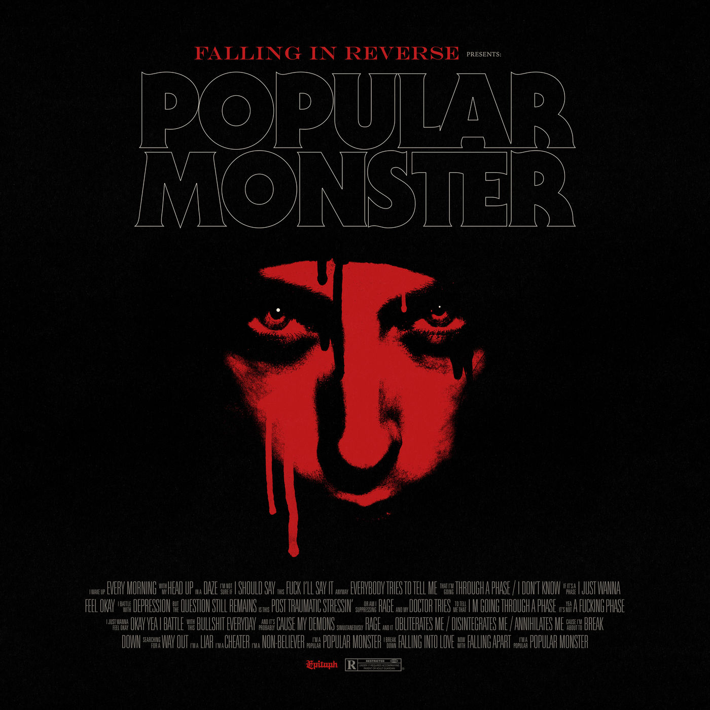 Falling In Reverse - Popular Monster [single] (2019)
