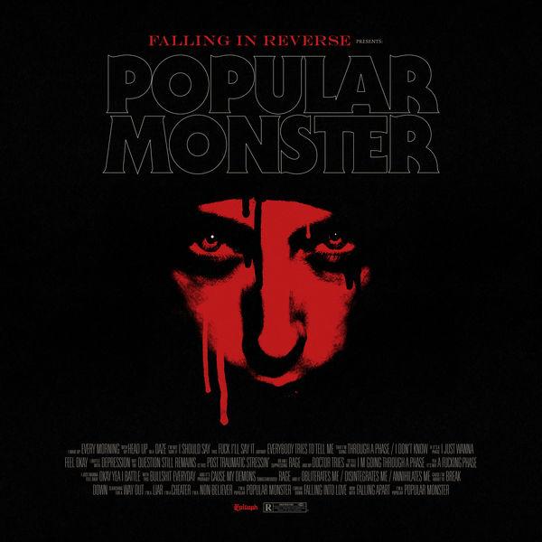 Falling In Reverse - Popular Monster [single] (2019)