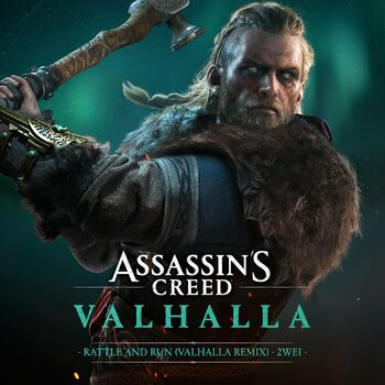 Rattle and Run (Valhalla Remix) cover
