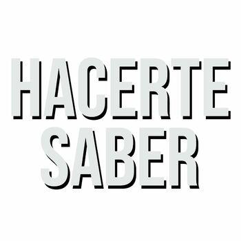 Hacerte Saber cover