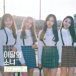 LOOΠΔ – beautyethebeat 2018 CD Completo
