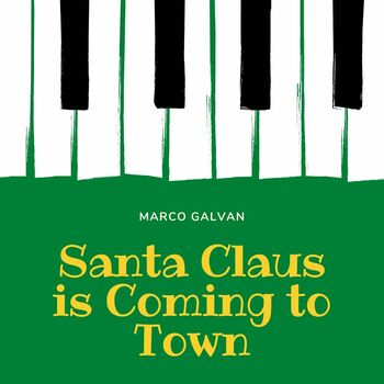 Santa Claus Is Coming to Town cover