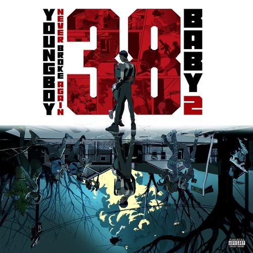 YoungBoy Never Broke Again - 38 Baby 2 [LP]
