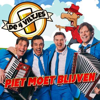 Piet Moet Blijven cover