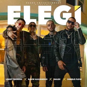 Elegí (feat. Dímelo Flow) cover