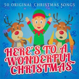 Album cover of Here's to a Wonderful Christmas