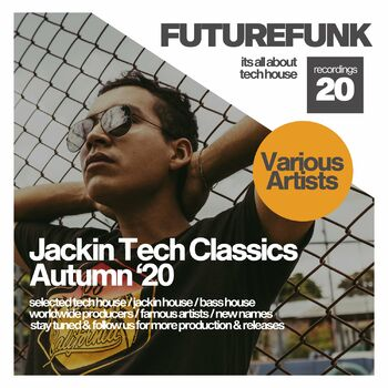 Tech Disco Call House '20 cover