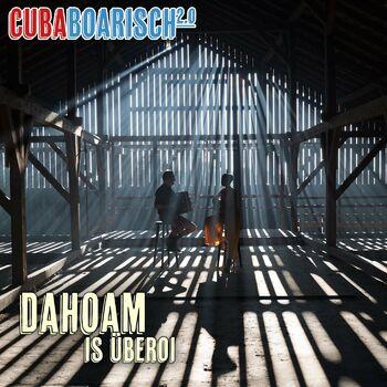 Dahoam is überoi cover