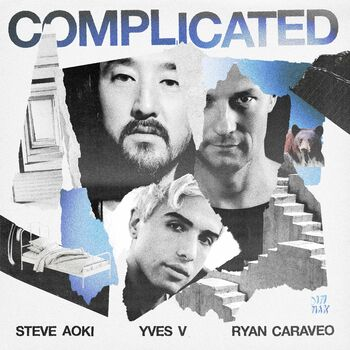 Complicated (feat. Ryan Caraveo) cover