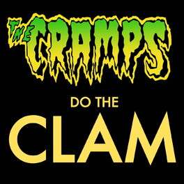Album cover of The Cramps - Do The Clam
