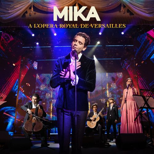 MIKA - A L'opéra De Versailles (Live) (2021) mp3 320 kbs
