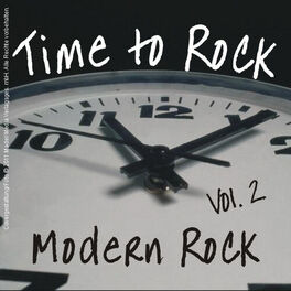 Album cover of Time to Rock - Modern Rock; Vol. 02