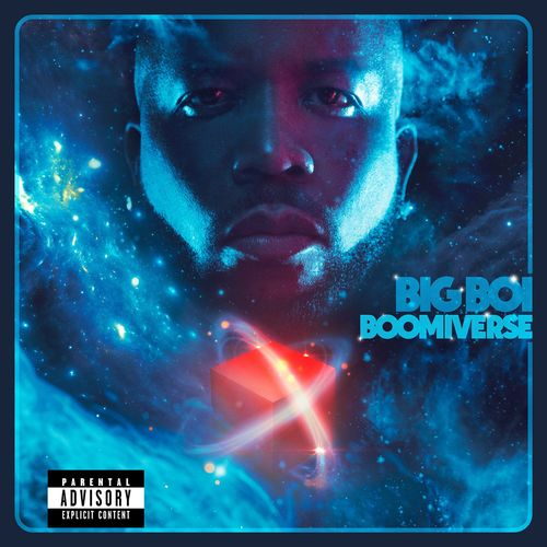 Big Boi - BOOMIVERSE LP 2017