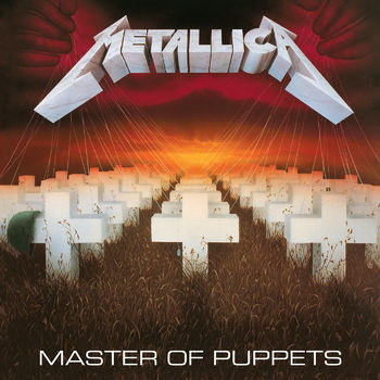 Master Of Puppets cover