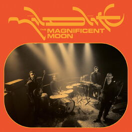 Album cover of The Magnificent Moon