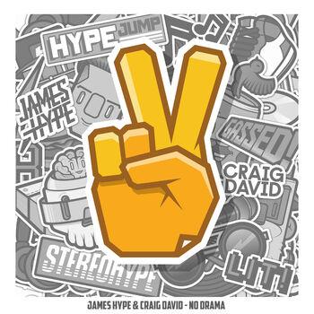No Drama (feat. Craig David) cover