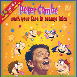 Wash Your Face in Orange Juice
