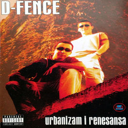Album cover of Urbanizam i renesansa