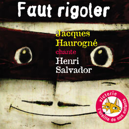 Album cover of Jacques Haurogné chante Henri Salvador: Faut rigoler