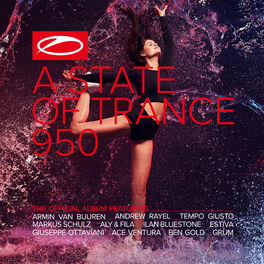 Album cover of A State Of Trance 950 (The Official Album)