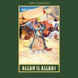 Allah il Allah! - Karl Mays Gesammelte Werke, Band 60 (ungekürzte Lesung) Audiobook