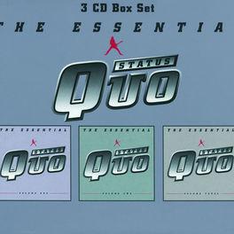 Album cover of The Essential Status Quo