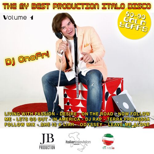 Various Artists: The My Best Production Italo Disco, Vol  1