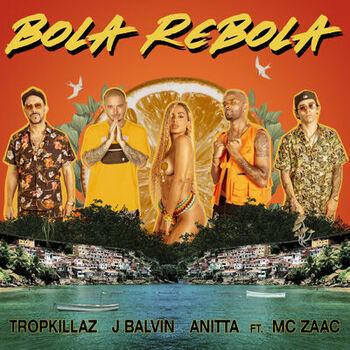 Bola Rebola cover