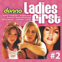 Album cover of Ladies First Volume 2