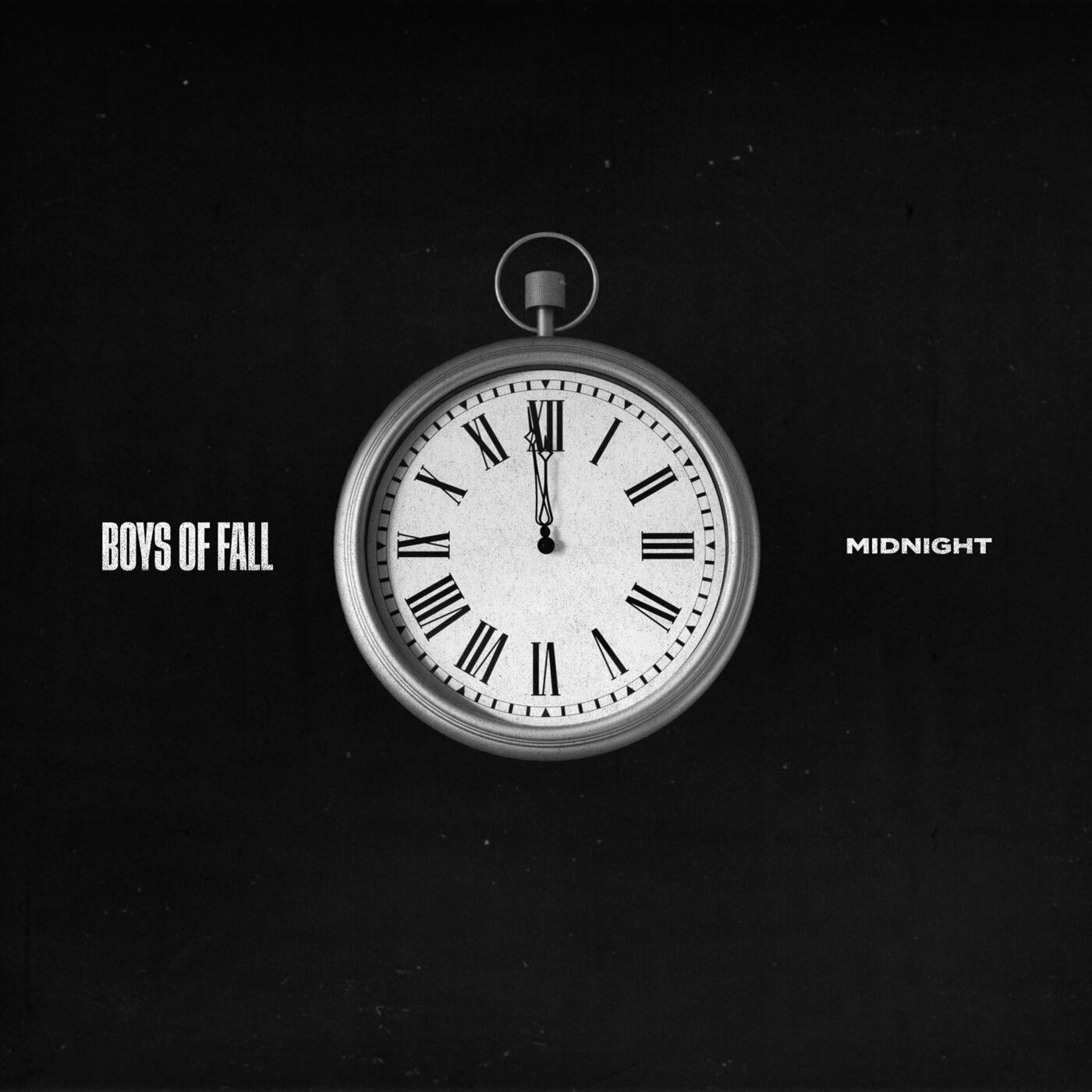 Boys of Fall - Midnight [single] (2020)