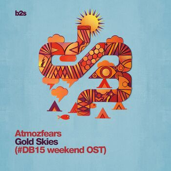 Gold Skies (#DB15 Official Weekend Soundtrack) cover