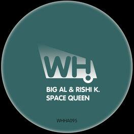 Album cover of Space Queen