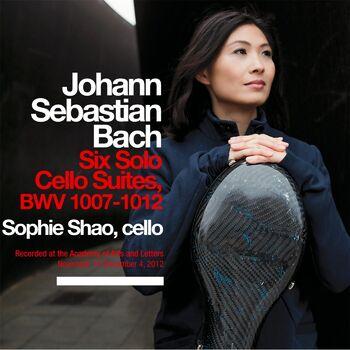 Cello Suite No. 1 in G Major, BWV 1007: II. Allemande cover