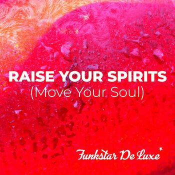 Raise Your Spirits (Move Your Soul) cover