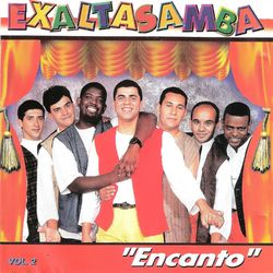 Exaltasamba – Encanto 2018 CD Completo