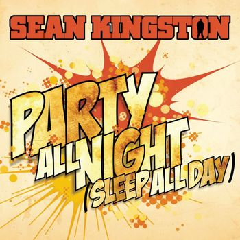 Party All Night (Sleep All Day) cover